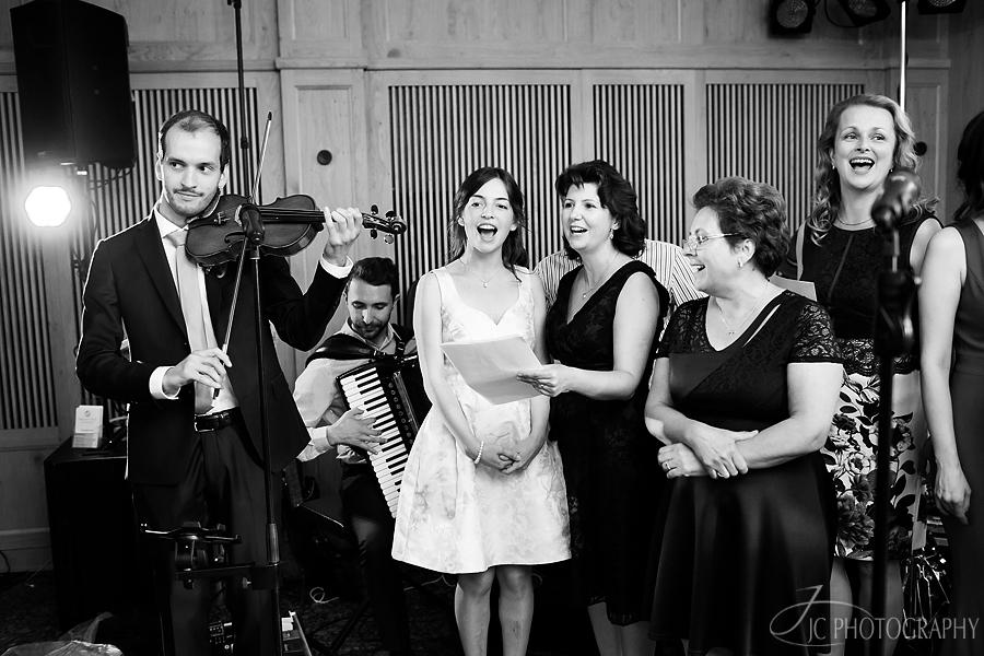 Fotografii nunta petrecere