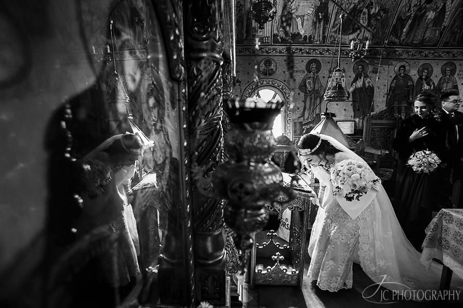 16-Fotografii ceremonie religioasa nunta