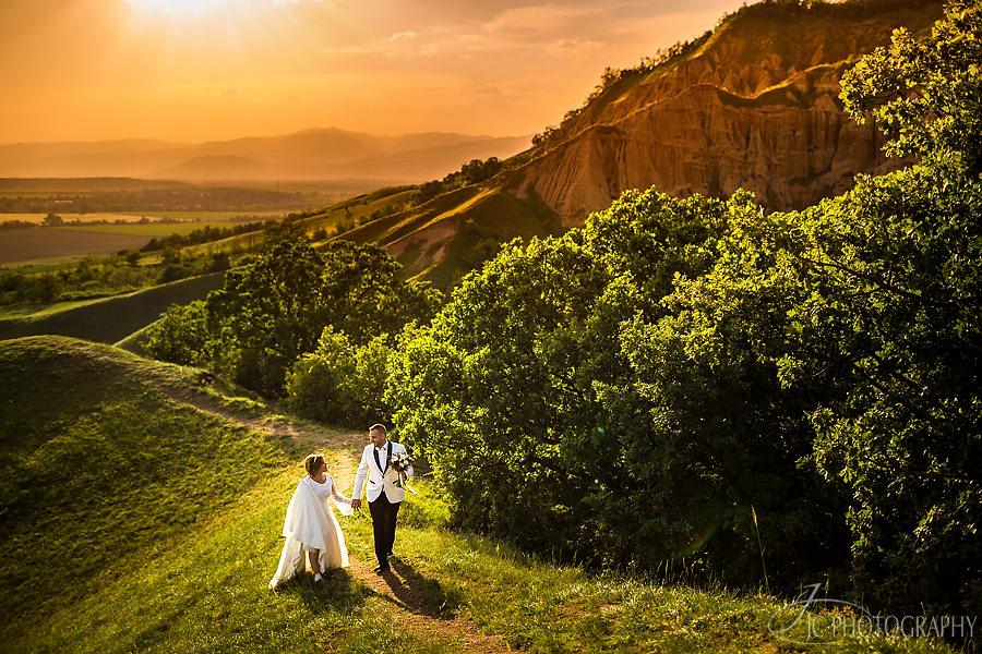Sedinta foto dupa nunta Rapa Rosie