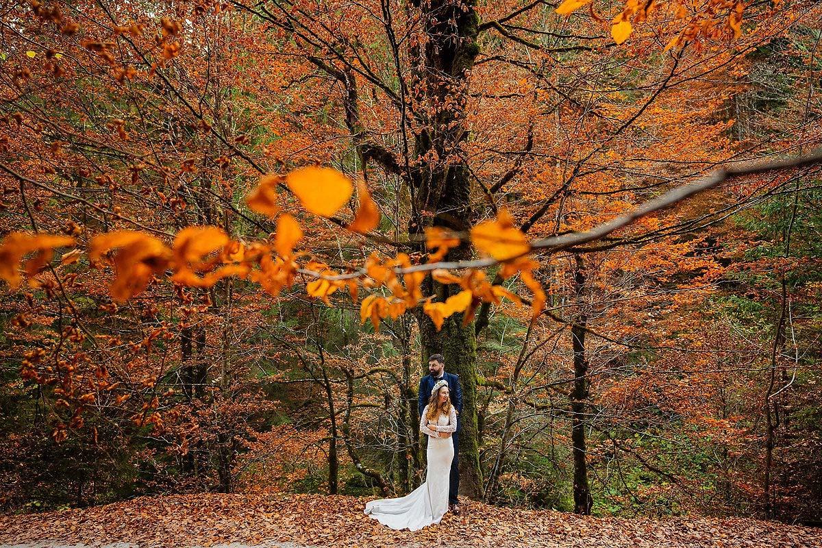 13 Sesiune foto nunta toamna