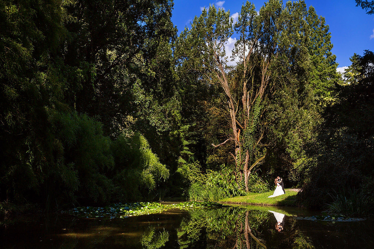 51 Parc dendrologic Simeria nunta